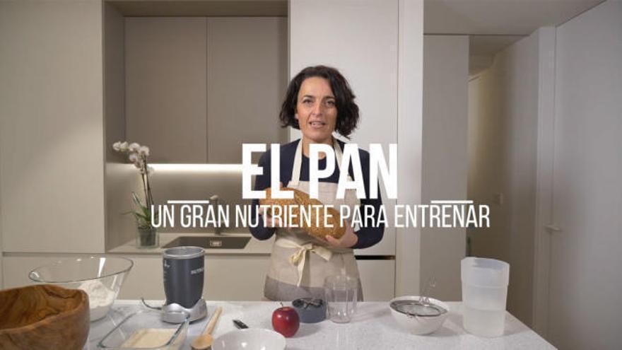 Vida Equilibrium | Capítulo 9: El pan, un gran nutriente para entrenar