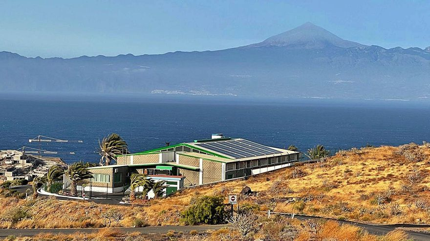 El Matadero Insular y la Residencia de Alajeró, con energía fotovoltaica
