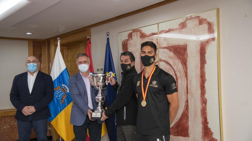 Torres recibe al Club Molina Sport, campeón de la Copa del Rey 2021 de hockey línea
