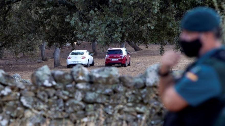 Encuentran restos óseos en la finca del autor confeso de la muerte de Manuela Chavero