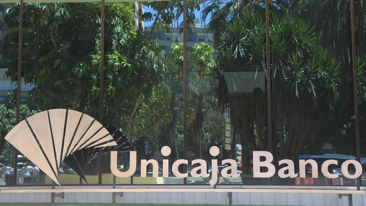 Unicaja Banco.
