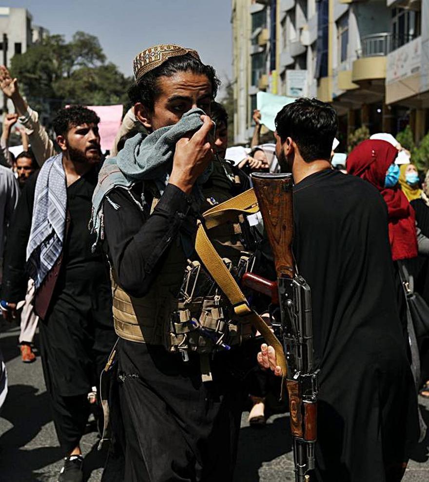 Afganistán, un maldito  embrollo