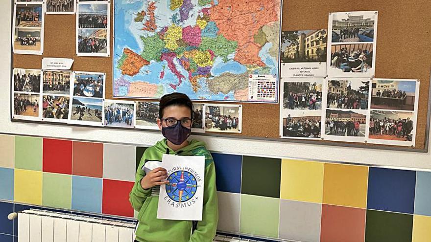 El CES Vega Media comparte la cultura murciana con alumnos de todo el planeta