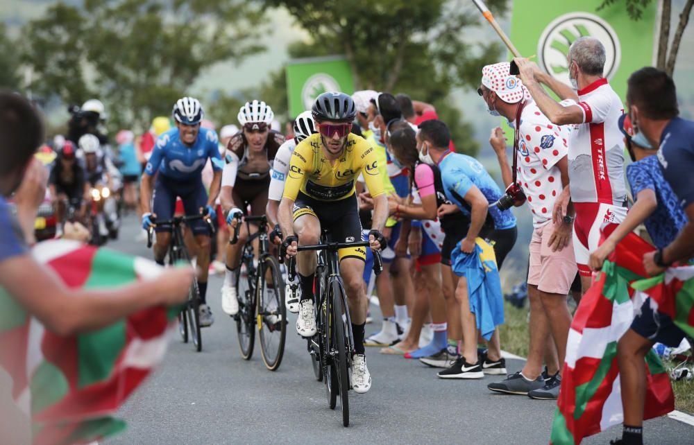 Octava etapa del Tour de Francia (Cazères-sur-Garonne - Loudenvielle).