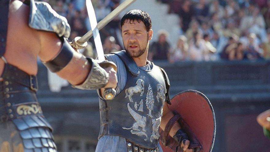 Russell Crowe no sabía que Máximo moría en 'Gladiator'