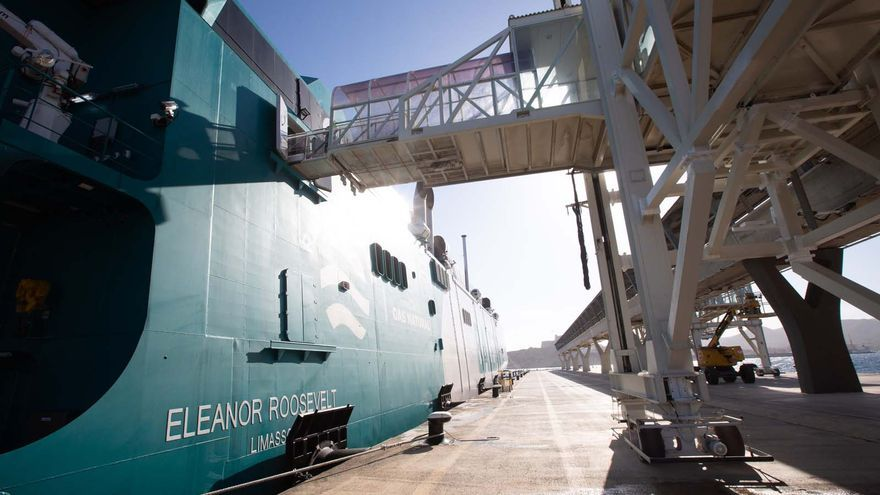 Un barco de Baleària para el nuevo futuro