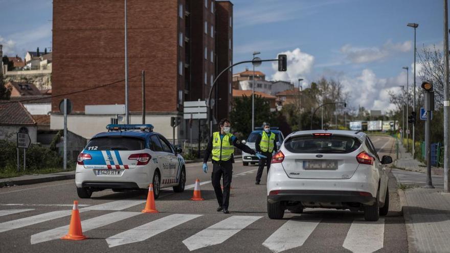 Las salidas desde Zamora aumentan un 30% en la última semana de cuarentena