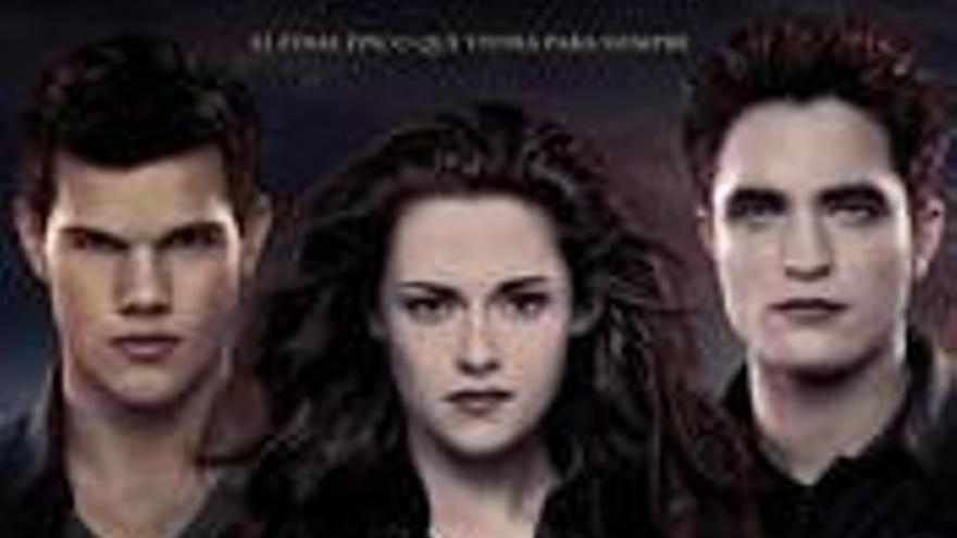 La saga Crepúsculo: Amanecer. Parte 2