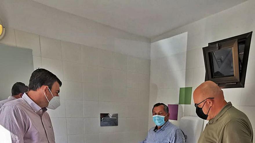 El Socorro alberga el primer baño público para personas con ostomía