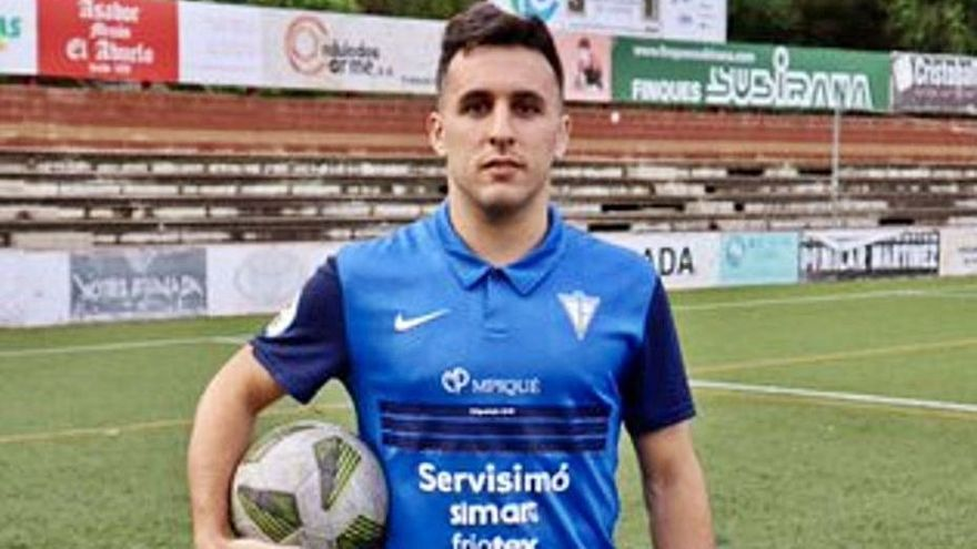Sergi Solernou capitanejarà la defensa del CF Igualada