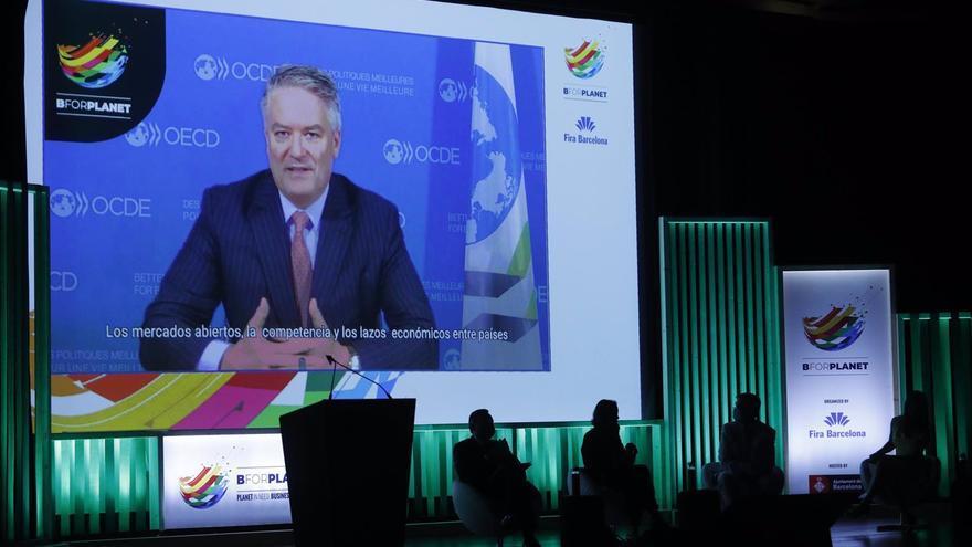 El 'termómetro económico' de la OCDE mejora para España y se mantiene en máximos prepandemia