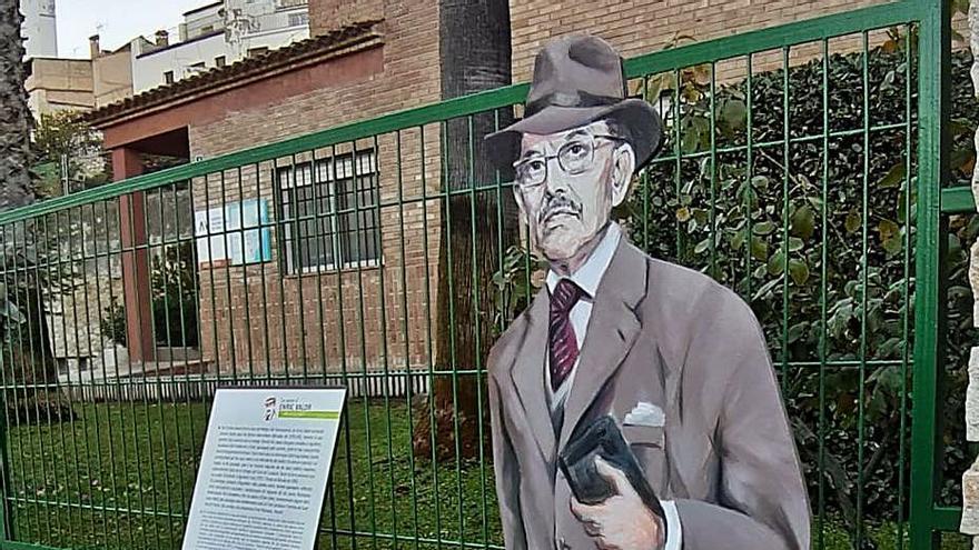 Cuando Enric Valor vivía en Agullent