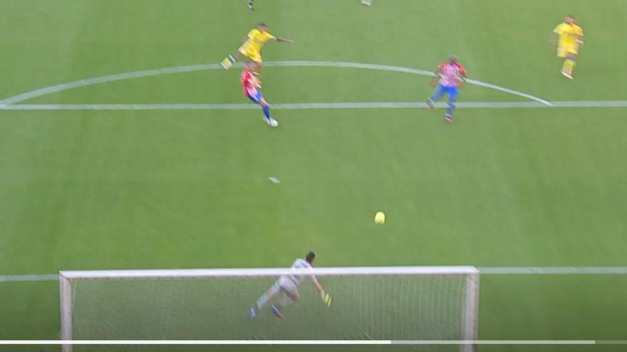 Vídeo del resumen y goles del partido Sporting de Gijón - UD Las Palmas