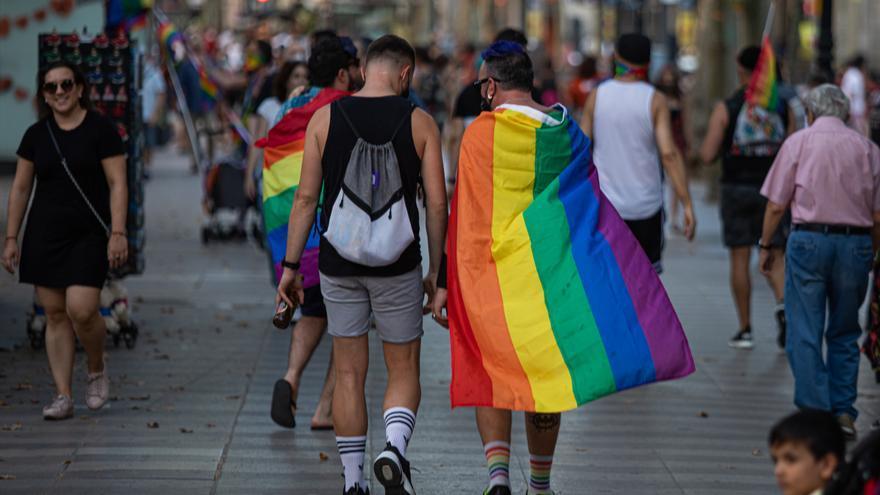 Una chica transexual denuncia una agresión homófoba en Palencia