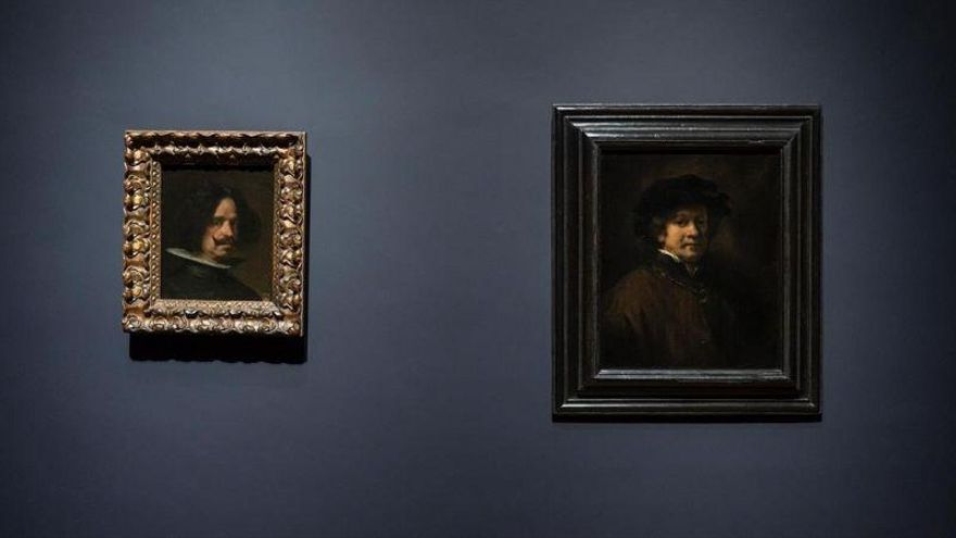 Rembrandt y Velázquez, emparejados en Ámsterdam