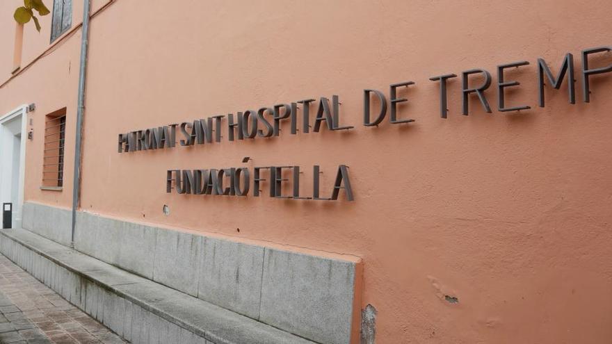 La residencia de Tremp en Lleida suma ya 49 muertos y 126 positivos