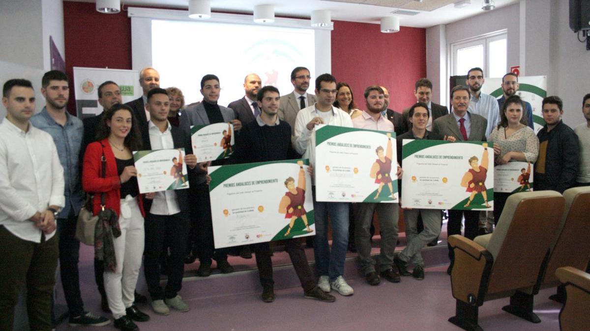 La empresa Biofy gana los Premios  de Emprendimiento de las universidades públicas andaluzas