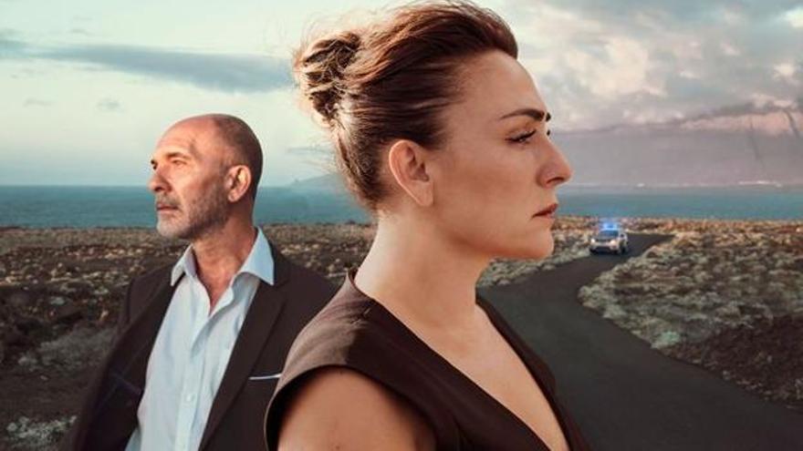 """Llega a Movistar+ la segunda parte de """"Hierro"""", la serie que sobrevivió al covid, un terremoto y una tormenta de arena"""
