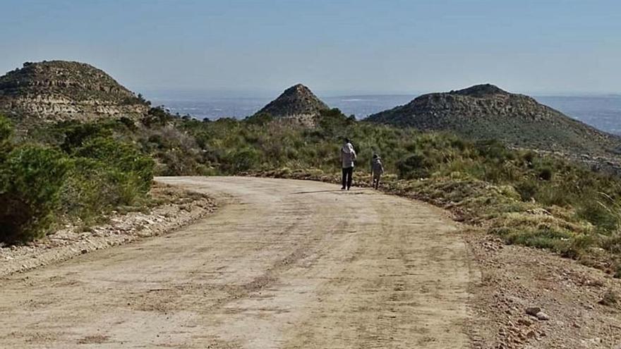 Crevillent exige al Consell que frene el desbroce en la Sierra