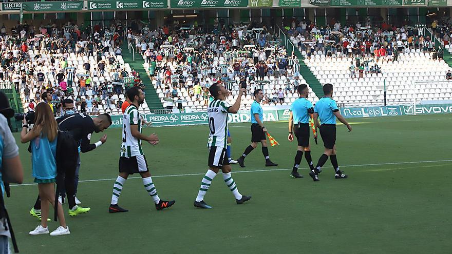 Las imágenes del Córdoba CF-Cádiz B