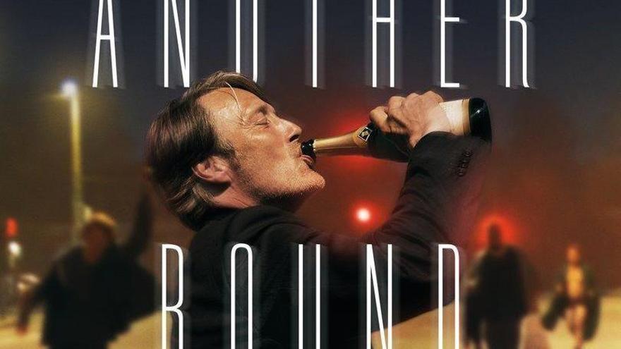 La película danesa 'Another round' triunfa en los Premios del Cine Europeo 2020