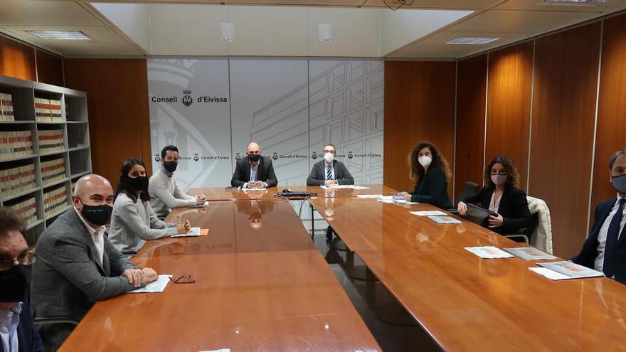 Las cuentas del Govern de 2021 contemplan casi 130 millones para Ibiza