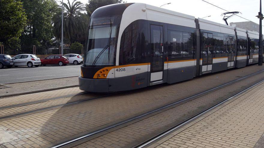 Pruebas mitjà 2020: La Generalitat facilita el desplazamiento en tranvía