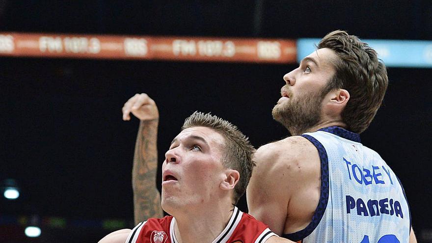 Datome saca al Valencia Basket del Top-8 de la Euroliga con 27 puntos anotados