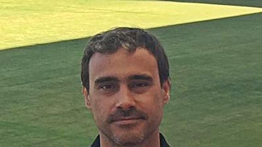 El Pontevedra anuncia a Marcos del Río como nuevo director general