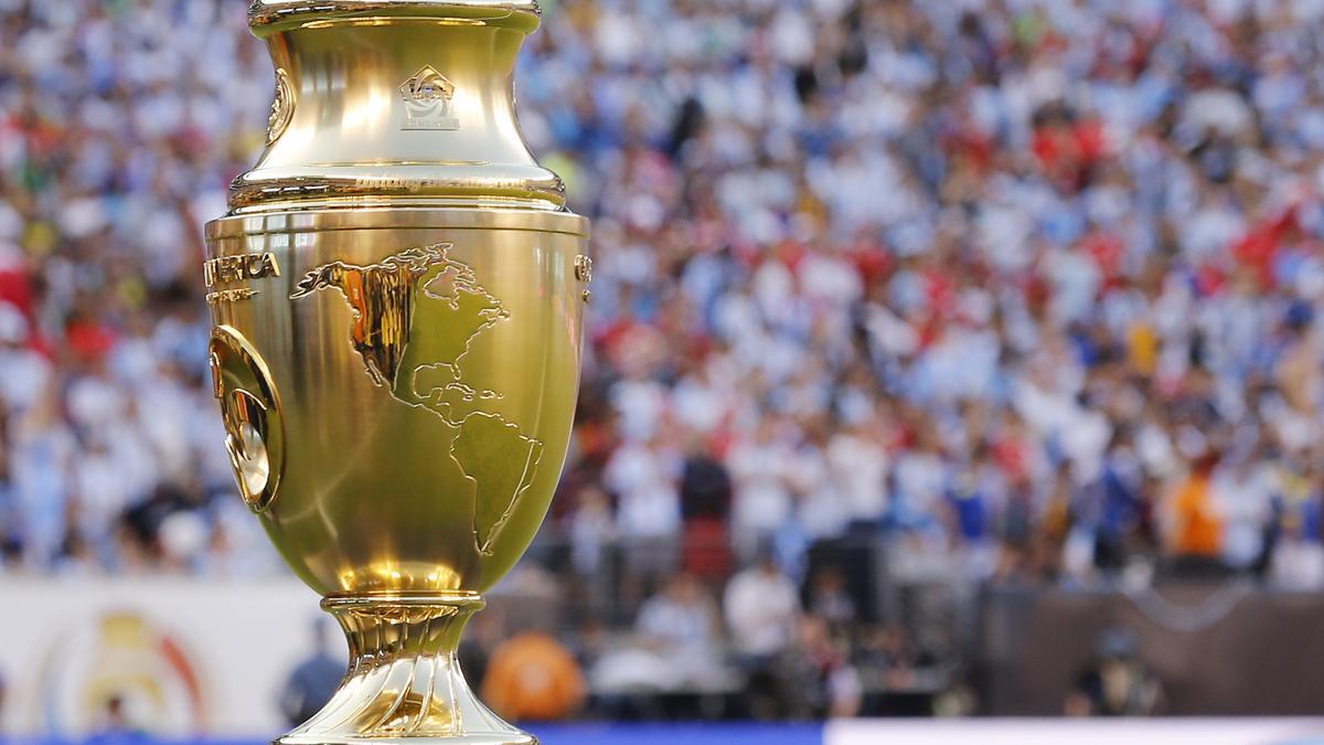 La Copa de América.