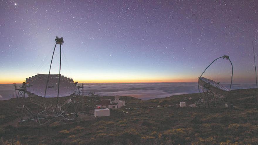 Canarias se codea con la NASA