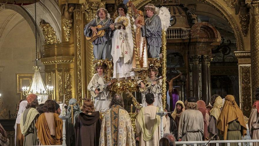 Sin Misteri, pero con piezas de La Festa para los días 14 y 15 de agosto en Elche