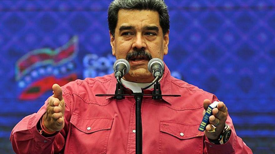 Maduro recupera el control del Parlament de Veneçuela