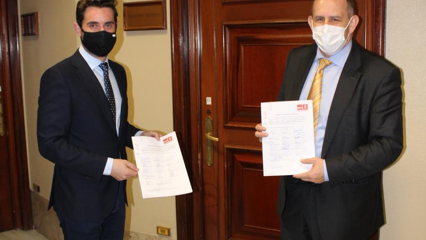 Zamora: El PSOE presenta una PNL para crear el estatuto de municipios de menor población