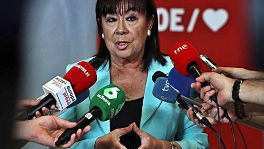 El PSOE recorda a Unides Podem que el govern de coalició «ja no és sobre la taula»