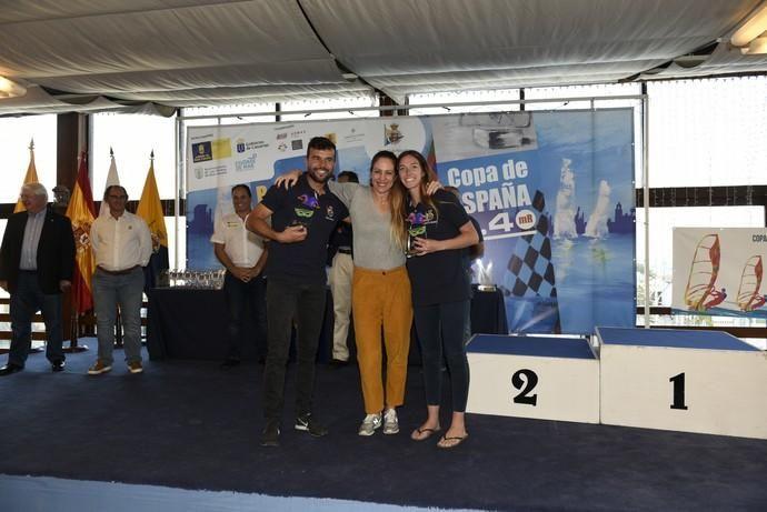 Jornada Final Copa de España Windsurf y 2.4 mR & Regata de Carnaval