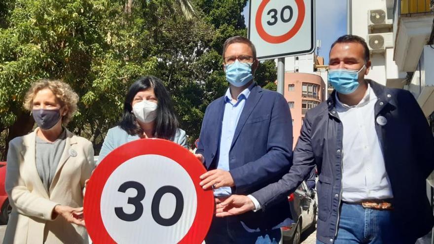 Nun gilt in allen Dörfern und Städten auf Mallorca Tempo 30