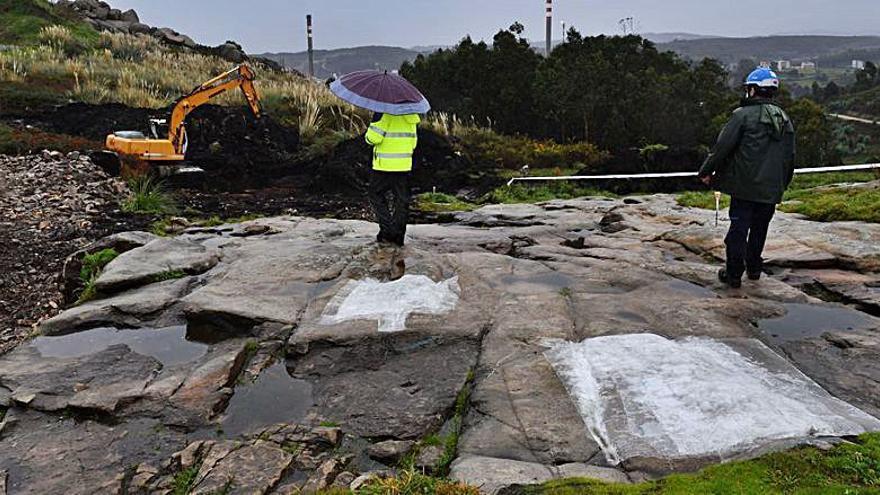 Repsol adjudicará en enero la obra del poliducto a punta Langosteira