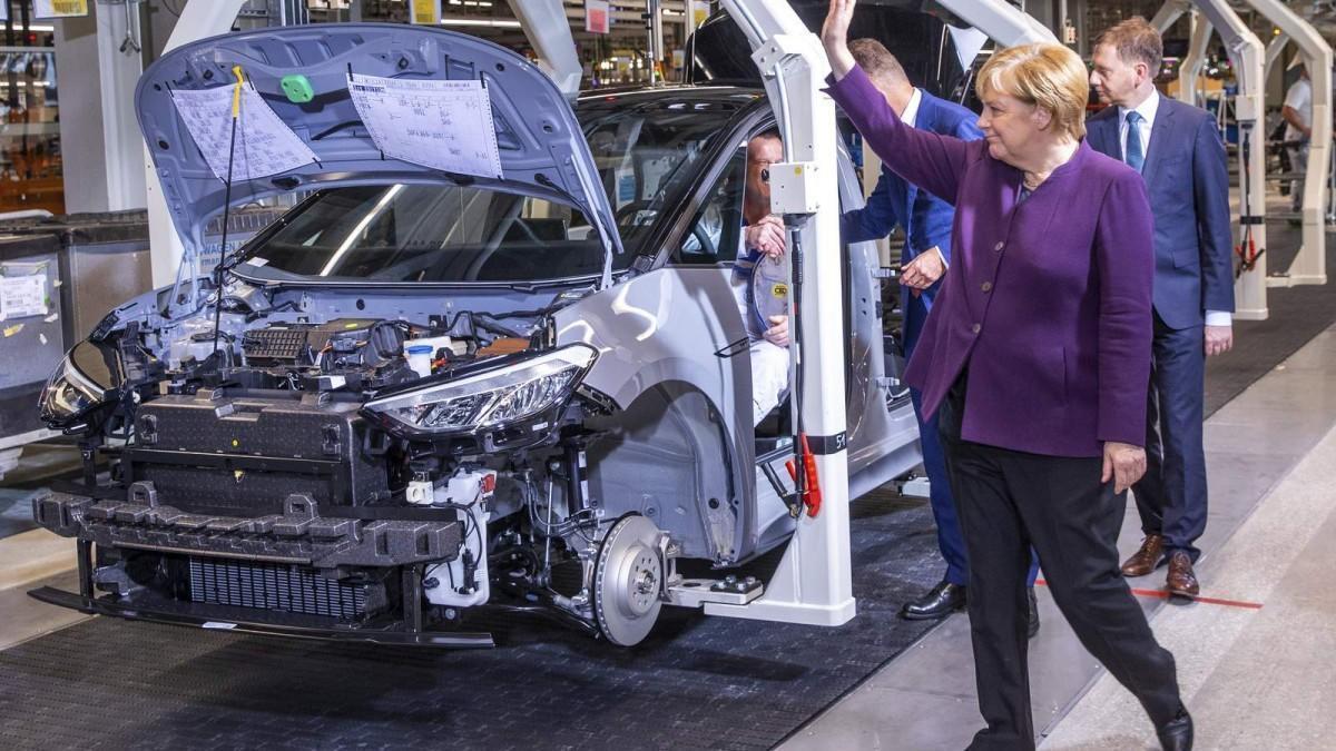 Alemania se olvida de la combustión en su plan de apoyo al automóvil
