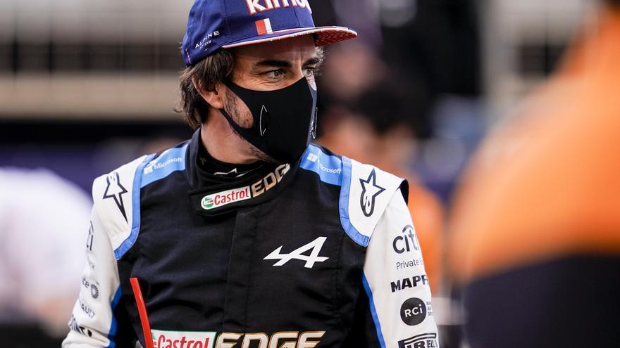 Alonso y Sainz, ante una nueva oportunidad de reivindicarse en Imola