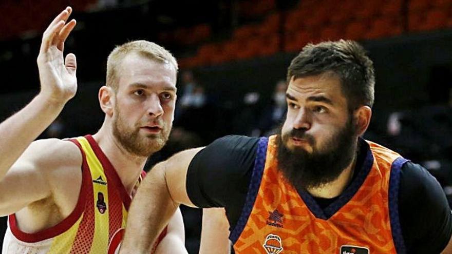 Horario y dónde ver el Casademont Zaragoza - Valencia Basket