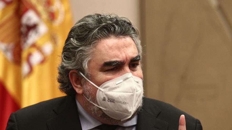 """Uribes afirma que """"lo ideal"""" es que el supuesto Caravaggio acabe en el Museo del Prado"""