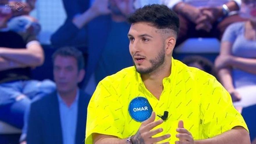 """Omar Montes arrasa en redes en su estreno en 'Pasapalabra': """"No he dormido esta noche"""""""