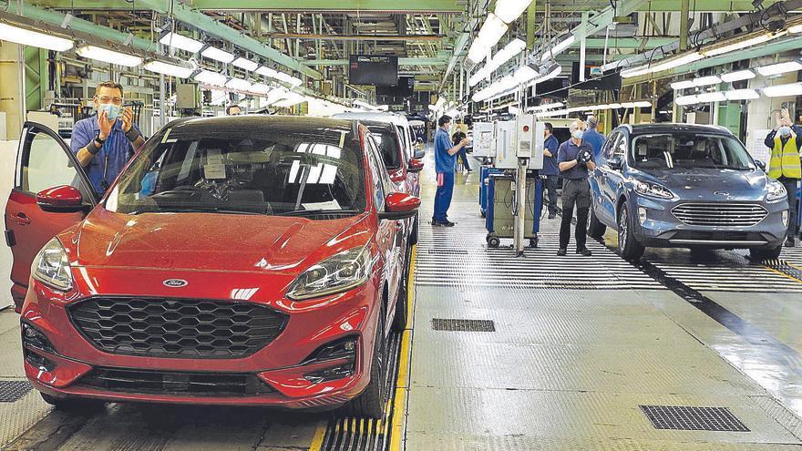 La pandemia eleva los números rojos en la industria del automóvil
