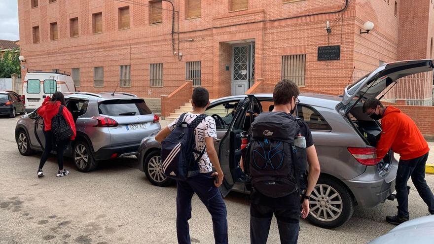 Los alcañizanos que van a Caspe al instituto no tienen transporte