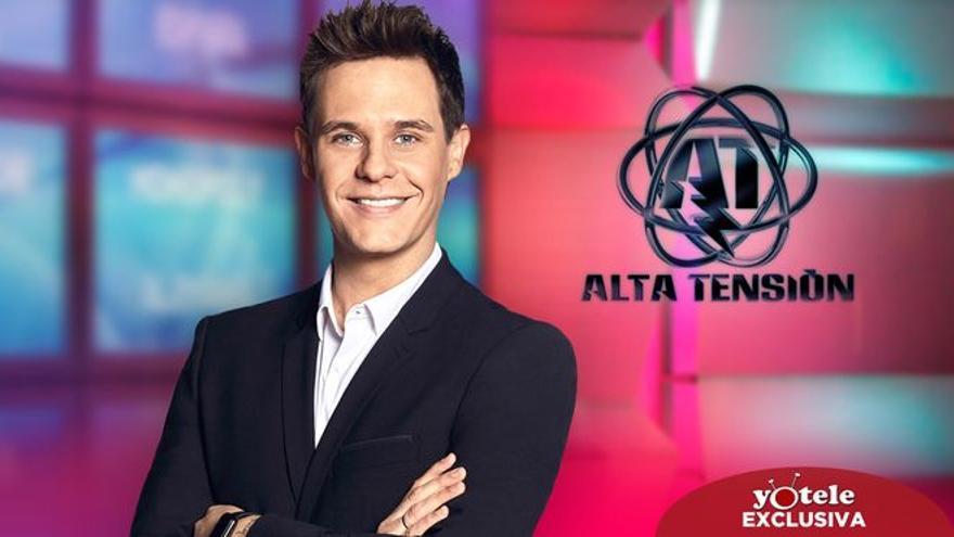 Christian Gálvez regresa a Telecinco: competirá contra 'Pasapalabra' con 'Alta Tensión'