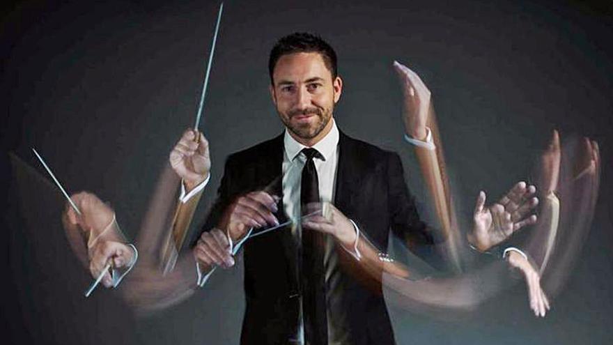 Marc Timón dirigeix l'estrena d'una obra de John Williams