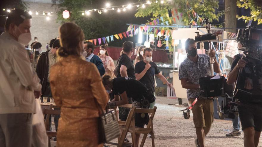 Netflix estrena el 5 de febrer la segona temporada de la sèrie «Hache», rodada a Manresa