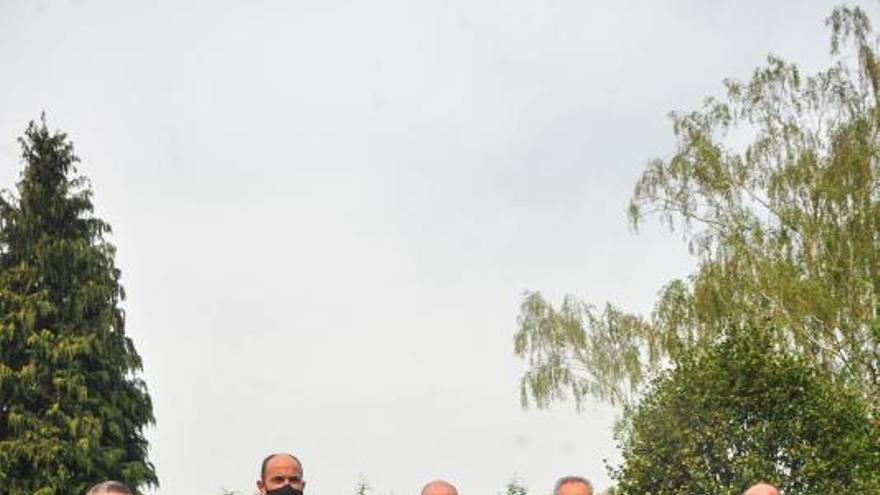 El remo regresa a Vilagarcía