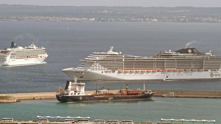 Wohin sollen die ganzen Kreuzfahrt-Touristen auf Mallorca?